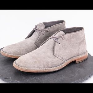 Cole Haan Grand Os mens chukka boots size 8.5M